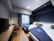 ◆スーペリアツイン◆17平米【ベッド幅120cm×2】 全室エアウィーヴ設置