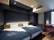 ◆デラックスツイン◆17平米【ベッド幅120cm×2】 全室エアウィーヴ設置