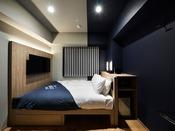 ◆モデレートダブル◆15平米【ベッド幅140cm×1】 全室エアウィーヴ設置
