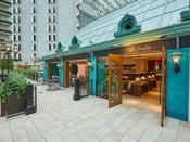 3階 レストラン「Le Jardin~ル・ジャルダン~」入口
