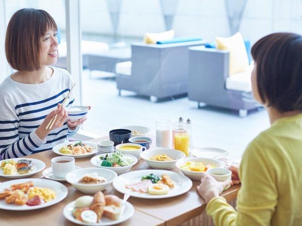 元気な一日は素敵な朝食から!