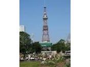 札幌テレビ塔ホテルより徒歩5分