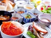 """【朝食】トリップアドバイザー""""朝食のおいしいホテルランキング""""北海道内で三年連続1位を獲得"""