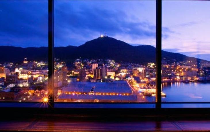 【Tポイント1%】【高層階確約/朝食付】満足度No.1!お部屋から函館夜景を満喫!