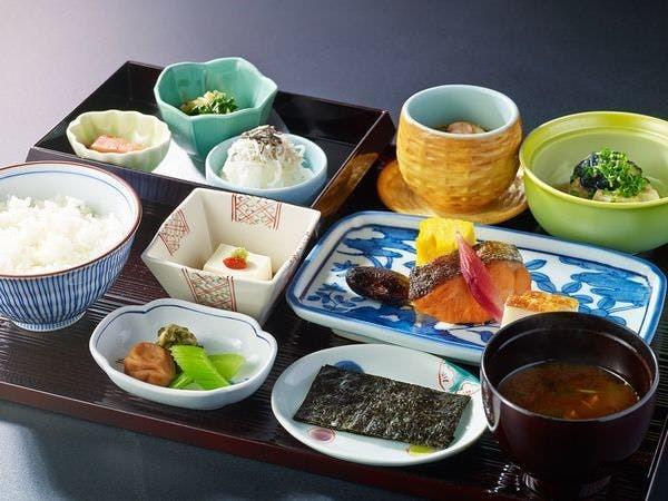 和食 清水(1F)の朝食イメージ