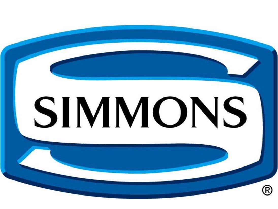 全客室シモンズ社ベッドを採用