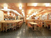 1階レストラン「空海」