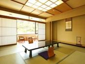 【客室】10畳和室一例