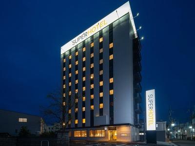 スーパーホテル阿南・市役所前 天然温泉「太龍...