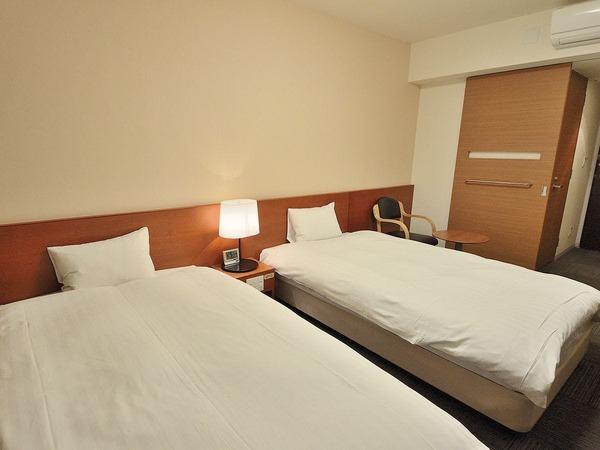 ◆ツインベッドルーム21平米