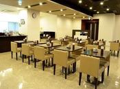 2Fレストラン【HATAGO】6:30~9:30(9:00ラストオーダオー)
