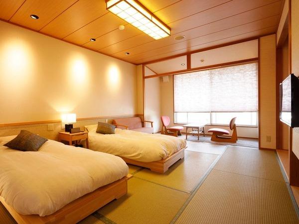◆四季亭/ローベッド和室10畳+4畳広縁