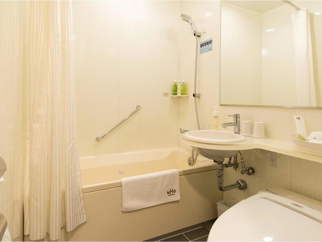 【全室共通】バスルーム