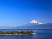 西伊豆には富士山ビュースポット多数ございます。