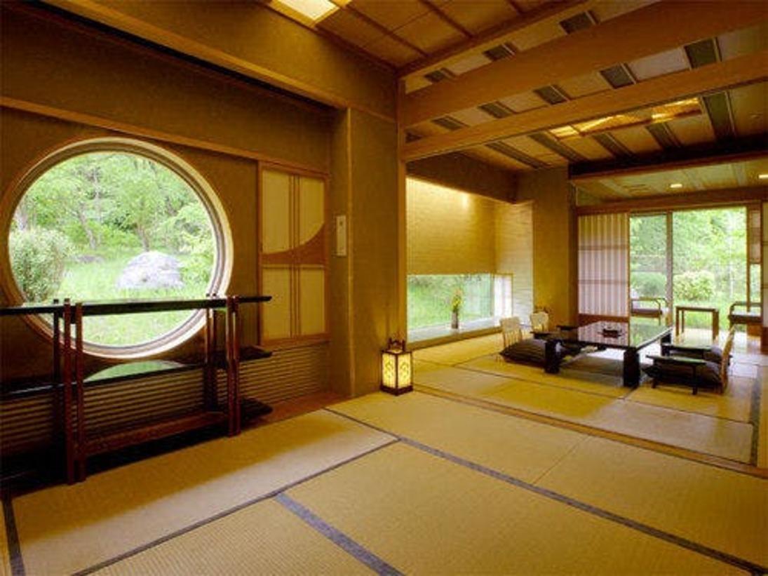 【特別室】 *当庵のコンセプトである「和のリゾート」を体現したひとつの形。