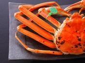 【幻の間人ガニ】緑色のタグはブランド蟹の証です!