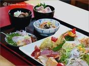 【朝食】ご飯は秋田自慢のあきたこまちです。是非お召し上がり下さいませ!