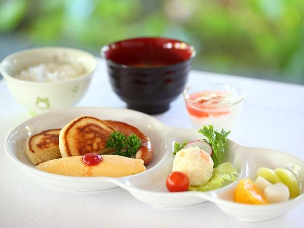 *【ご朝食 洋食一例】