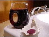 バスタイムを演出するアイテム「ワインバス」