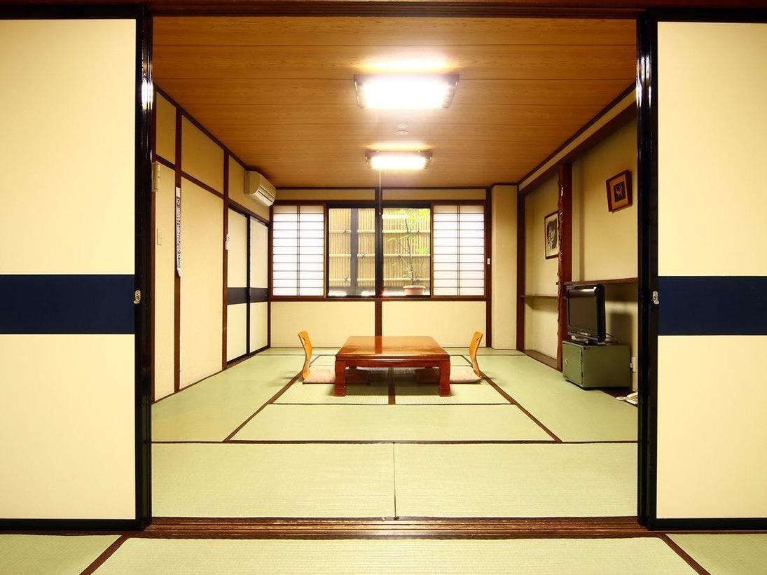 和室22畳◆広々と開放的なお部屋となっております
