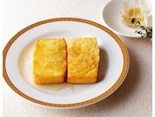 オークラ伝統のフレンチトースト