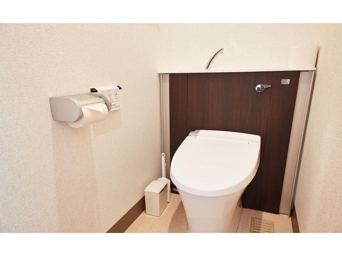 【お部屋設備・トイレ】