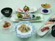和食 むさし野ディナーメニュー(イメージ写真)