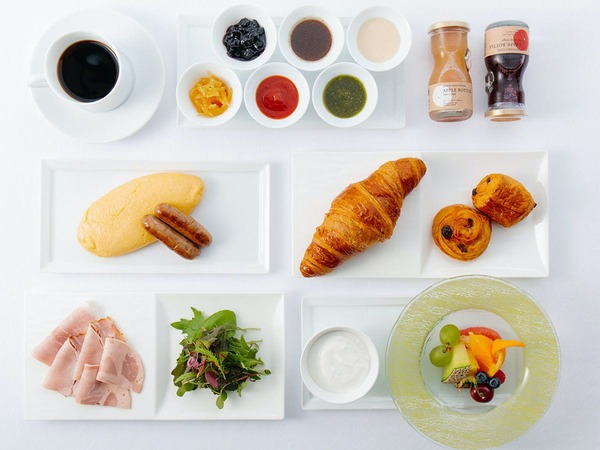 【朝食一例】2017年 美味しくリニューアル