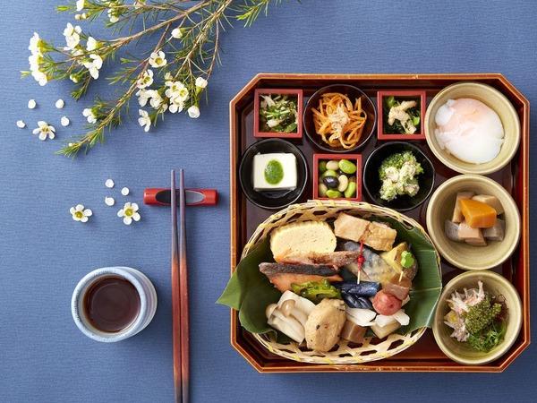 雲海 日本料理 朝食