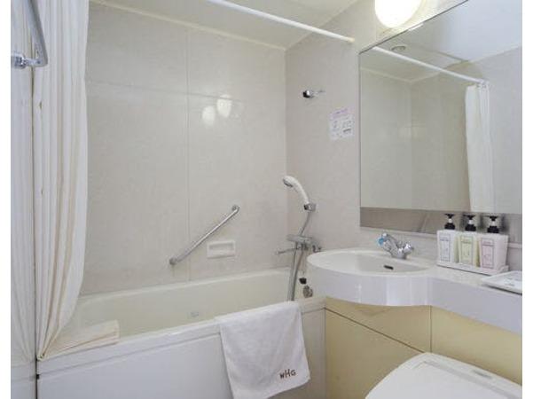 低層階バスルーム