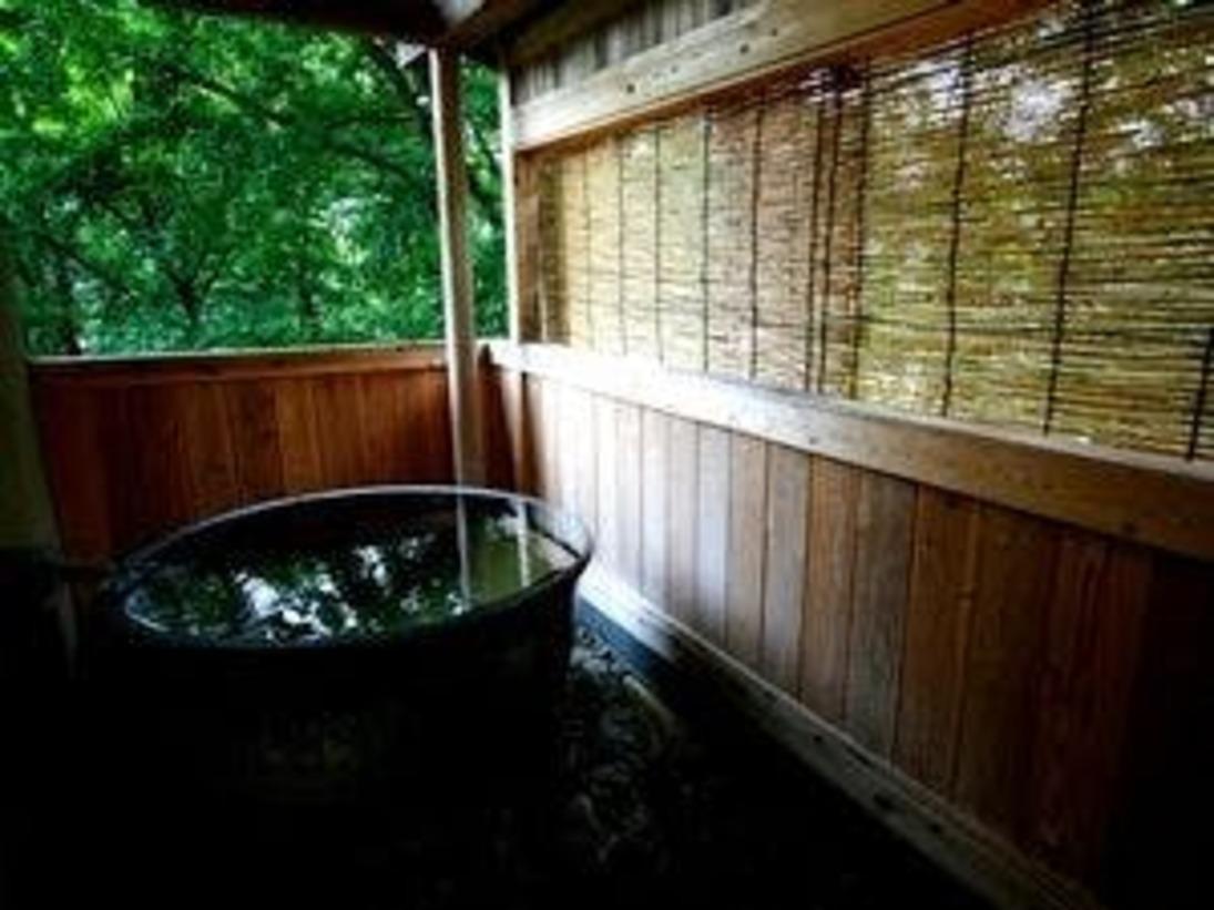 紅葉賀:露天風呂