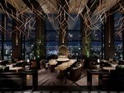 メインタワー39F「DINING&BAR TABLE 9 TOKYO」SHIZUKU LOUNGE