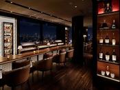 メインタワー39F「DINING&BAR TABLE 9 TOKYO」WHISKY BAR