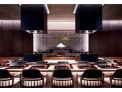 日本料理「ひのきざか」(45階 天麩羅)