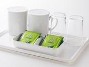 <客室設備>お茶セット