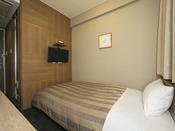 <別館ビジネスシングル>9平米ベッド/幅100cm