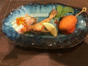 *【創作フレンチ・スタンダードコース一例】彩り豊かでいろんな味を楽しめる前菜
