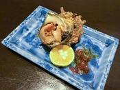 *【和食膳一例】新鮮なサザエ