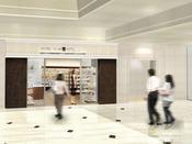 【ホテルショップ生活彩家】ドリンク・軽食はもちろん、広島土産やホテルオリジナル商品もございます。
