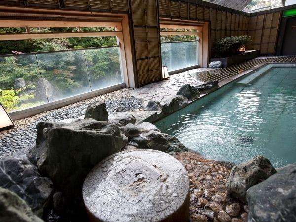天狗の湯:露天風呂