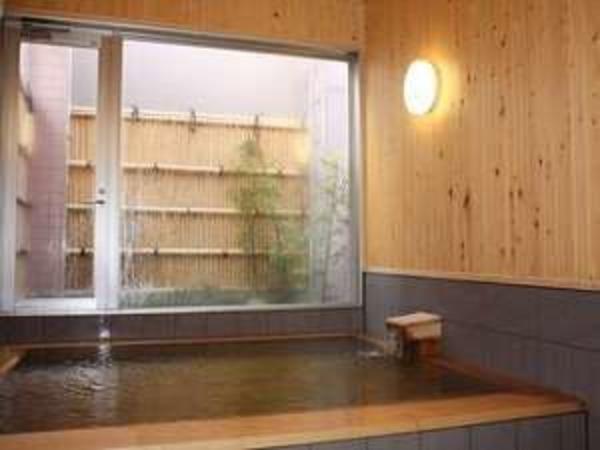 【別館グレースハウス】檜風呂