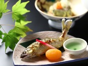 ■お料理の一例 焼き物