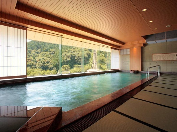 展望大浴場 萩姫の湯