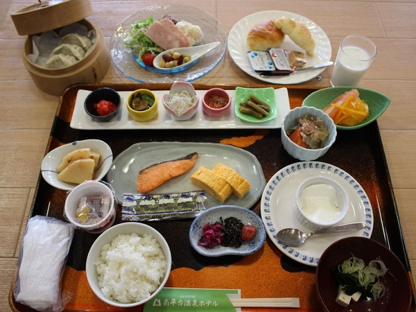 朝食/和食膳
