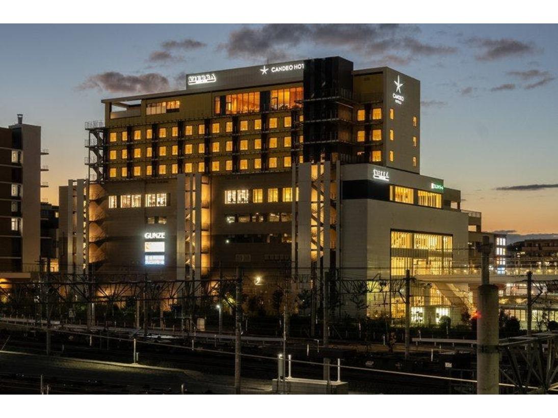 カンデオホテルズ大阪岸辺