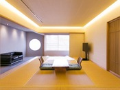 檜木風呂付き和洋室 「葵」-aoi-(和洋室)<葵>
