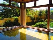 「森の湯」じっくり温泉を満喫