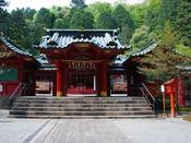 箱根神社は箱根屈伸のパワースポット