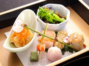 【春の旬彩膳】前菜:春の前菜