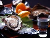 【夏の膳】強肴:富山県湾天然岩牡蠣